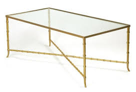 Brass Glass Coffee Table And Glass Table Images