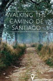 Camino De Santiago Map Best 25 Camino De Santiago Ideas On Pinterest Santiago De