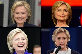 Trump Presidential Makeover by Hillary Clinton Vs Donald Trump The Style Battle