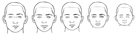 mastering proportions drawing a child u0027s face