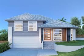bi level floor plans with attached garage house plan home design split level house plans with attached