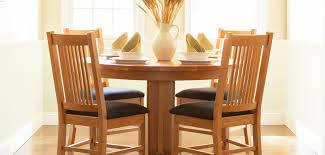 Dining Room Table Styles Mission U0026 Craftsman Style Furniture Vermont Woods Studios