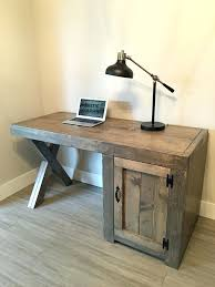 Diy Desks Ideas Wooden Computer Desks For Home Tandemdesigns Co