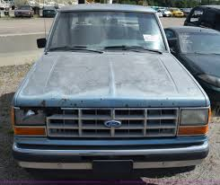 Ford Ranger Utility Truck - 1990 ford ranger supercab pickup truck item k2828 sold