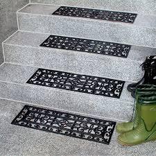 gummimatten f r treppen gummi treppenstufen witterungsbeständig reliefoptik dayton de