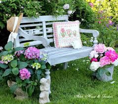 garden bench ideas gardening ideas