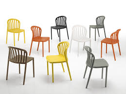 chaises color es sillas de colores baratas inspiración de diseño de interiores