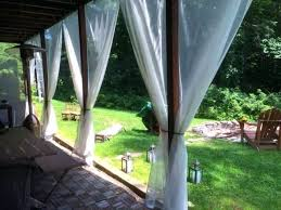 Mosquito Curtains Outdoor Mosquito Netting Curtains Rabbitgirl Me