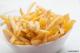 fond blanc cuisine frites dans un bol sur fond blanc buy this stock photo and explore