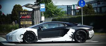 Lamborghini Gallardo New Model - is this the 2017 lamborghini aventador facelift spy video shows