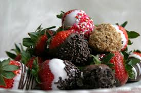 strawberry dipped in chocolate gourmet chocolate dipped strawberries hoosier