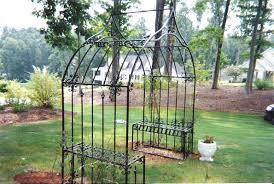 trellis bringing vertical architecture to the horizontal garden