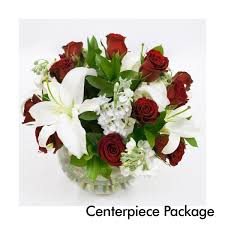 white centerpieces white wedding centerpiece package martin s specialty