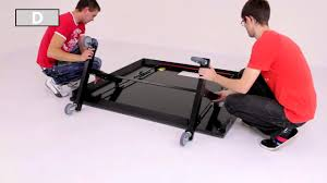 stiga advance table tennis table assembly stiga optimum 30 indoor table tennis table assembly aussie table