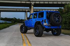 unique jeep colors blue jeep wrangler by extreme performance carz tuning