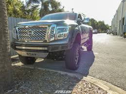 lifted nissan car nissan titan archives stillen garage