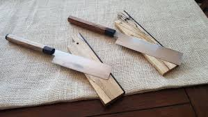 kitchen knives to go kitchen knife saya 9 steps with pictures