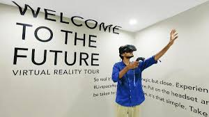 i tried the platform that is using virtual reality to help