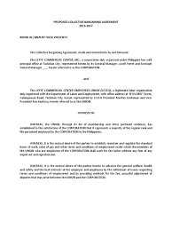 Child Support Contract Template Contract Sample In The Philippines Image Gallery Hcpr
