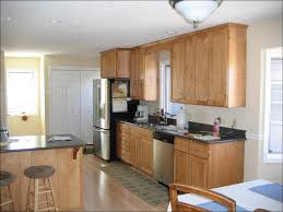 kitchen paint colors for kitchens with golden oak cabinets how