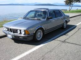 bmw 745i coupe gray market 1985 bmw 745i german cars for sale