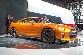 nissan skyline new york nissan gt r and skyline gt r six generations on display in new