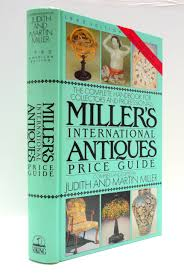 millers u0027 international antiques price guide 1990 edition judith