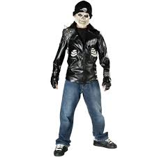 Motorcycle Halloween Costume Cheap Ghost Rider Kids Costume Ghost Rider Kids Costume