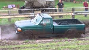 1979 Ford Truck Mudding - lifted ford 4x4 300 straight 6 mudding youtube