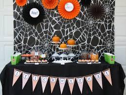 Cupcake Decorating Halloween Outdoor Halloween Party Halloween Table Decor Hanging Pom Pom