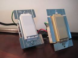 z wave light switch dimmer ge z wave wireless lighting dimmer switch