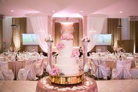 wedding cake edmonton pretty in pink and christopher s italian wedding reception