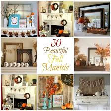 105 best fall hearth mantel ideas images on mantel