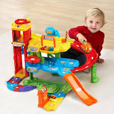 Kitchen Set Toys Box Vtech Go Go Smart Wheels Park U0026 Learn Deluxe Garage Toys