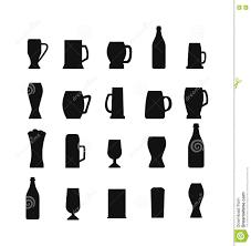 beer vector beer vector cup stock vector image 74888027