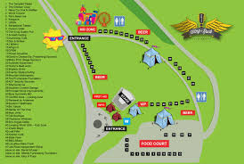 Festival Map Festival Map U0026 Parking Wing U0026 Rock Fest