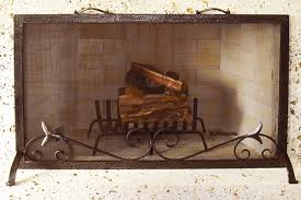 Texas Fireplace Screen by Custom Fireplace Screens Home Design