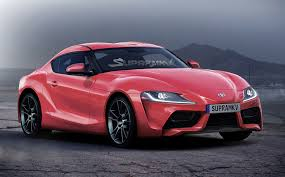 toyata no manual transmission for 2019 toyota supra but 4 and 6