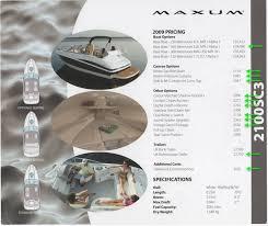 for sale speedboat ibiza maxum 2100 sc3 mercruiser 5 0l