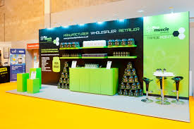 exhibition stand stand designed built and installed by dd