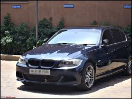 modified bmw 3 series pics tastefully modified cars in india page 4 team bhp