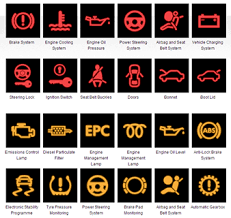 toyota dash light meanings meaning of the warning lights on your dashboard