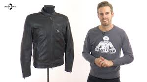best bike leathers rokker cafe racer bike jacket review urban rider youtube