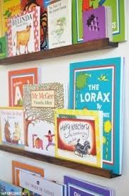 Display Bookcase For Children Wall Mounted Bookshelves For Kids Foter