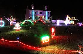 light up window decorations xmas window decorations light up awesome lakeville light show keeps