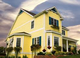 terrific exterior house color combinations yellow interior home
