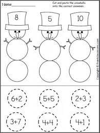 addition addition worksheets for kindergarten pinterest free