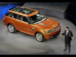 land rover rusty 2004 land rover range stormer concept top managing director of