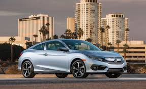 2017 honda civic sedan 2016 honda civic coupe pricing starts 410 higher than the sedan