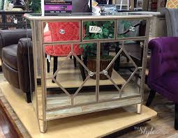 home goods furniture end tables mirrored furniture home goods fresh with images of mirrored